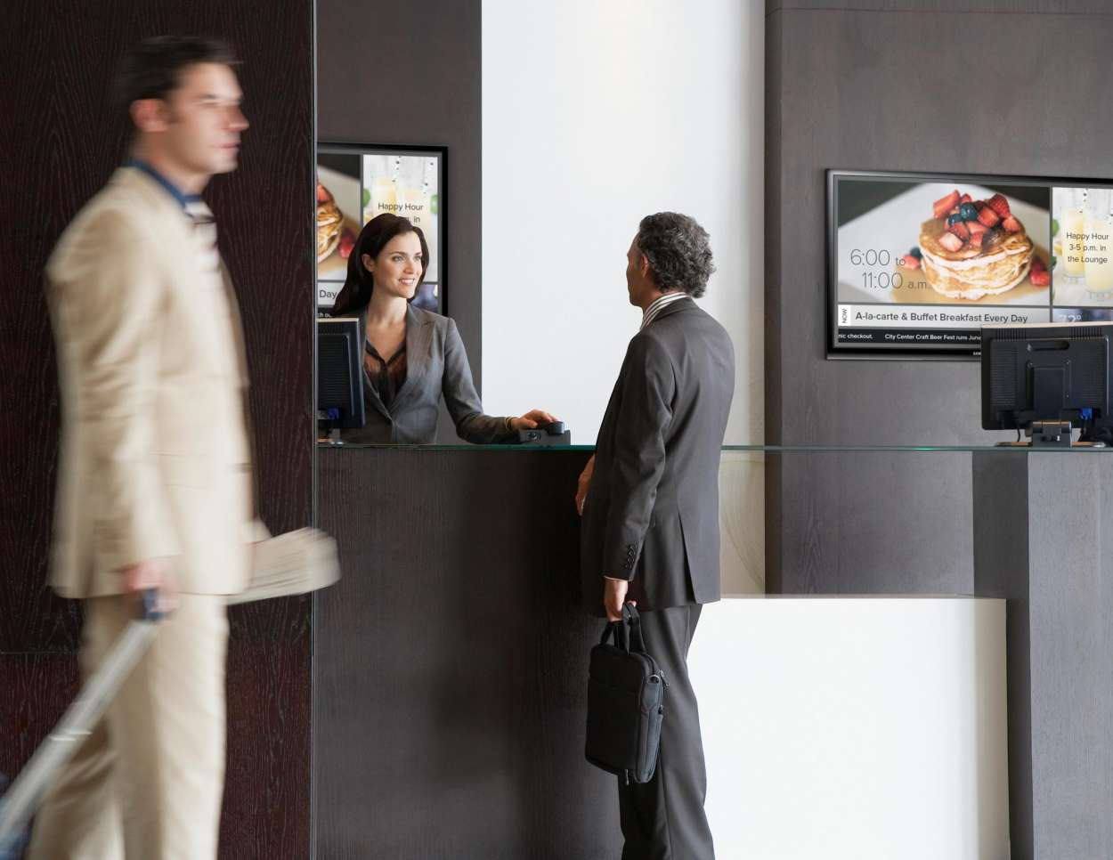 KONVERT™ TV for Restaurants & Hospitality