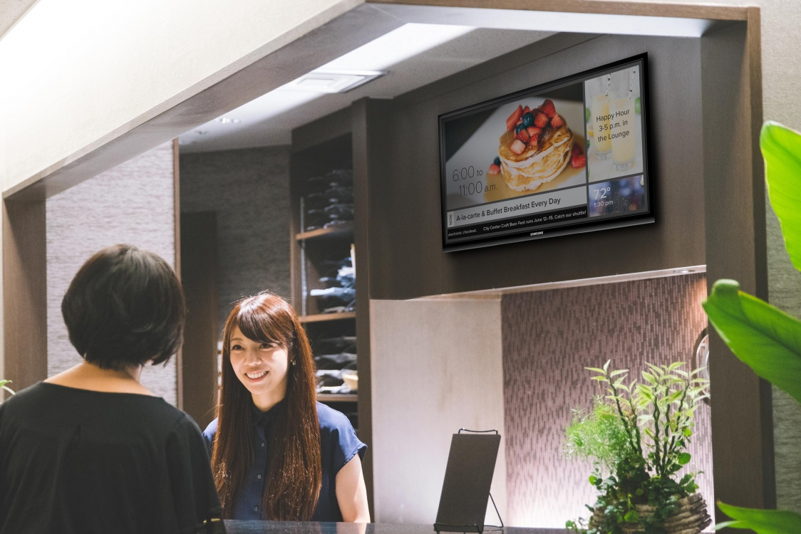 KONVERT TV for Hotels